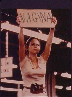 """To quote Jessica, """"Vagina Union FTW."""" via @feministing"""