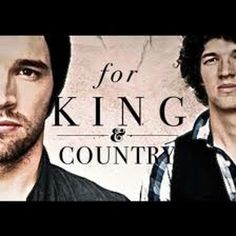 For King And Country tour dates and concert tickets in 2020 on Eventful. Get alerts when For King And Country comes to your city or bring For King And Countr. Christian Music Artists, Christian Singers, Christian Artist, Francesca Battistelli, Colton Dixon, Matthew West, King And Country, Praise And Worship, Great Bands