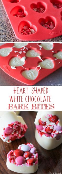 Want some easy dessert recipes this coming Valentine's Day? This Valentine's Day White Chocolate Bark Bites will surely be one of your favorite things for the holidays! Very easy to make and delicious!