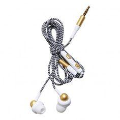Kreafunk aGem earphones `One size Fabrics : Plastic * Color : White http://www.MightGet.com/january-2017-13/kreafunk-agem-earphones-one-size.asp