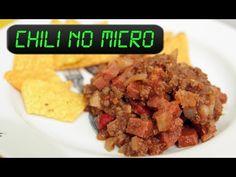 Como fazer Chilli no microondas