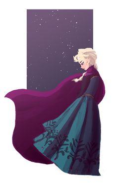 Elsa by foglight Disney Films, Disney And Dreamworks, Disney Pixar, Disney Princess Frozen, Elsa Frozen, Frozen Queen, Snow Queen, Anna Und Elsa, Frozen Fan Art
