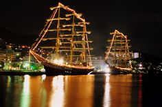 Nagasaki Tall Ship Festival