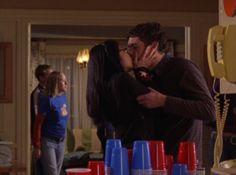 Gilmore Girls - Keiko Agena and Adam Brody