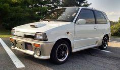 1987 Suzuki Alto Works RS/X
