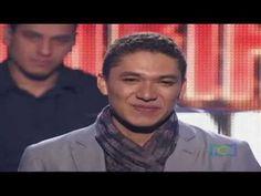 Participante cristiano en Colombia tiene talento - Diego Alejandro Buritica