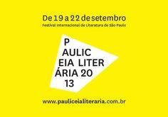 Essa dica é para quem gosta de literatura: entre os dias 19 e 22 de setembro, vai acontecer a Festival Internacional de Literatura de São Paulo.