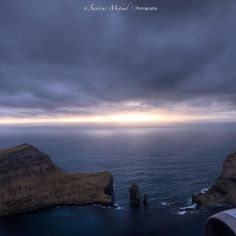 Landing in Faroe islands  View of Tindhólmur island   Location - Faroe islands  Note: check out my Facebook page to see the full image saviourmifsud.com ( link in my profile )  Thanks for looking   #passionpassport #canon_photos #visitfaroeislands #clouds #fromwhereiam #simplyadventure #ig_scandinavia #atlanticairways #føroyar #faroeislands by saviourmifsud