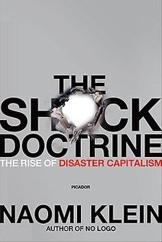 The Shock Doctrine by Naomi Klein [Max]