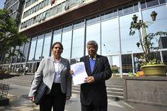 Huy Carajo: Presentan denuncia contra proceso de primera vuelt...