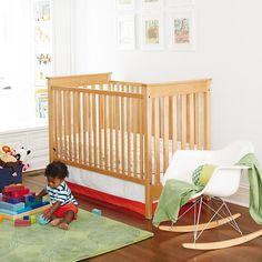 bright & simple - gender neutral nursery.