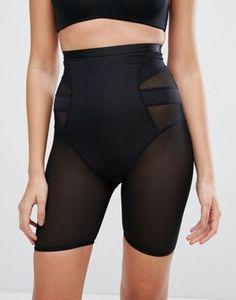 Моделирующие шорты с завышенной талией New Look Solutions
