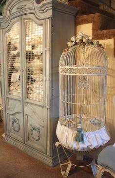 Cage oiseau Chic
