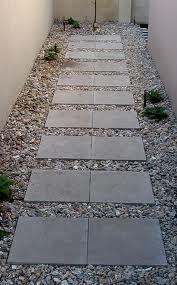 gravel pavers