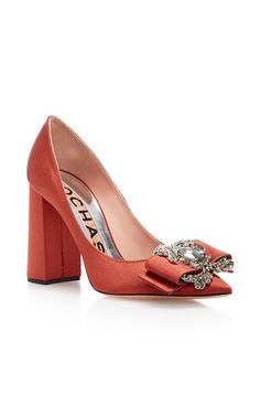 Pompei Pump by ROCHAS Now Available on Moda Operandi