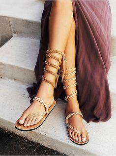 Free People Braided Sandal, $180.00