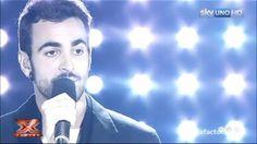 X Factor - Marco Mengoni canta 'Guerriero'