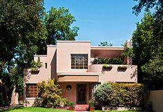 Art Deco Home, King William District, San Antonio