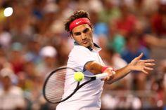 Roger Federer - Getty Images/Matt King