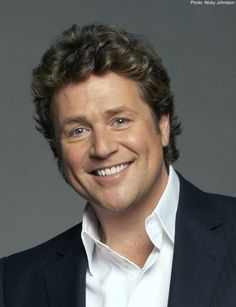 Michael Ball is an absolutely awesome singer!  No words can describe the talent this man has.