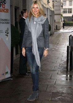 Come vestirsi a 40 anni - Look con jeans e stivaletti