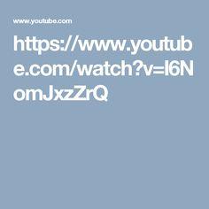 https://www.youtube.com/watch?v=I6NomJxzZrQ