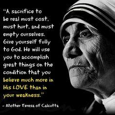 Mother Teresa of Calcutta. Captured with Lightshot