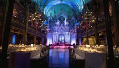 A fabulous venue for ceremonies and receptions.