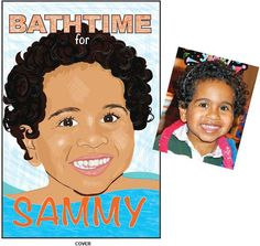 Personalized children storybook/illustrated with by avdesignz, $21.95