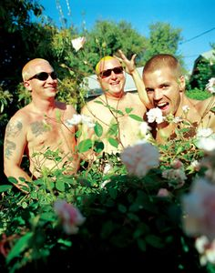 """Life is too short, so love the one you got.. 'cuz ya might get ran over or ya might get shot."" Sublime"