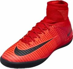 Nike Kids MercurialX Proximo II IC – University Red Black 5e3b69ab34465