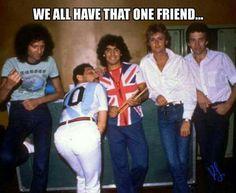 Freddie Mercury Bending Over Butt Diego Maradona Queen Argentina Queen Freddie Mercury, Freddie Mercury Meme, Queen Photos, Queen Pictures, John Deacon, I Am A Queen, Save The Queen, Beatles, Bryan May