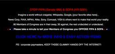 craigslist.org STOP SOPA PIPA
