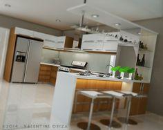 Kitchen design idea by. Valentine Oriza