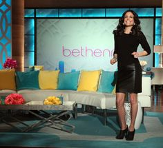Skirt: H & M Tank: Express  Sweater: Banana Republic  Shoes: B by Brian Atwood  Jewelry: lia sophia