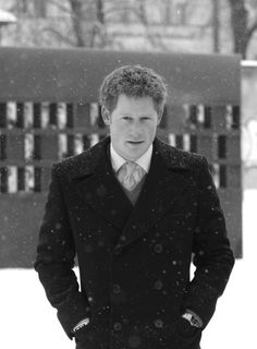 Handsome, don't you think? Prince Harry.