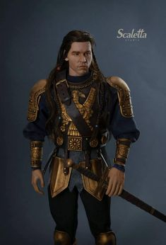My Buddy, Sideshow Collectibles, Archetypes, Samurai, Action Figures, Scale, Weighing Scale, Jungian Archetypes, Libra