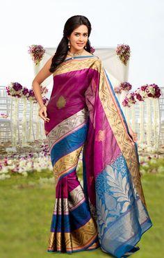 83aff6dc92 Rich Feel Soft Silk Saree 1003 Soft Silk Sarees, Coimbatore, Beautiful Saree,  Saree