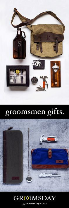 Unique groomsmen gifts for the discerning groom. Wanna make a splash with  your bros  379d63b47f971