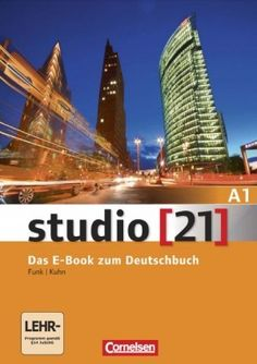 Studio Deutschbuch mit DVD-Rom Edition for English-speaking learners: Intensives Training, Video Clips, German, Audio, 21st, Books, Products, Editorial, Films