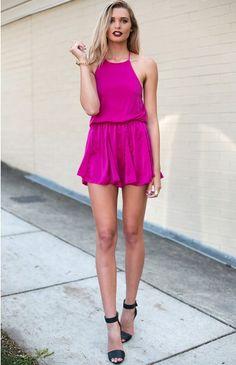 Sleep Walker Dress Fuchsia | Beginning Boutique  http://beginningboutique.com.au/sleep-walker-dress-fuchsia