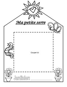 My little DIY paper greenhouse - flowers Primary Science, Science For Kids, Teaching Science, Mini Serre, La Germination, Papier Diy, Jack And The Beanstalk, Angel Crafts, Science Worksheets