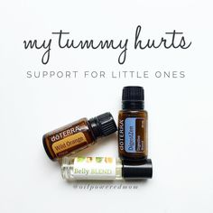 """147 Likes, 26 Comments - dōTERRA Oils / Emily Koehler (@oilpoweredmom) on Instagram: """"One of my favorite combos for when my kids say, """"My belly hurts."""" They know to go straight for…"""""""