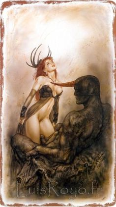 monster art Erotic