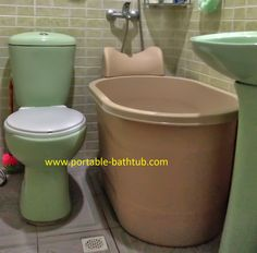 portable tub for in the shower | small/tiny home | Pinterest | Tubs ...