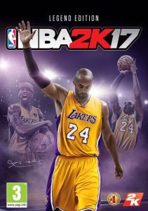 NBA 2K17 (2016) CODEX