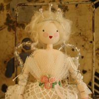 Beautiful Handmade Fairy Doll 'Sadie'