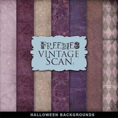 Far Far Hill: Freebies Halloween Backgrounds