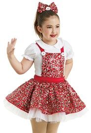 Fun and colorful women's and girl's character dance costumes for your dance recitals, competitions, and performances. Christmas Dance Costumes, Dance Recital Costumes, Halloween Sewing, Pinafore Dress, Character Costumes, Feathered Hairstyles, Vintage Style Dresses, Mesh Dress, Stretch Lace