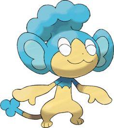 Panpour Pokédex: stats, moves, evolution & locations   Pokémon Database
